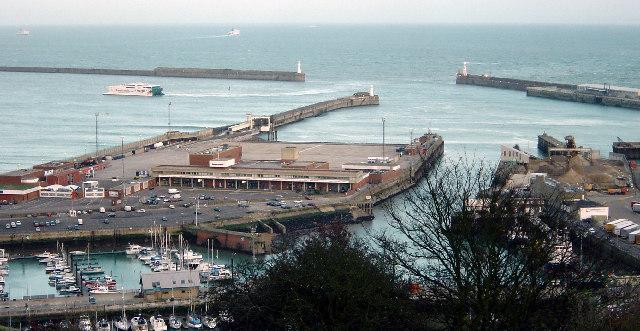 Dover Western Docks