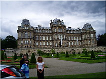 NZ0516 : Bowes Museum, Barnard Castle by Charles Rawding