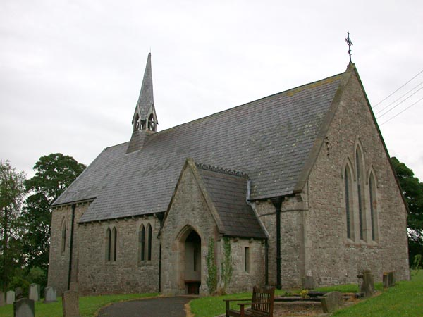 Church of St Barnabas, Great Strickland