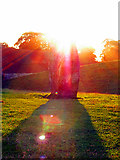 SU1070 : Firestone at Avebury by Pam Brophy