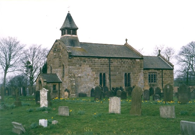 Church of St. Michael, Liverton