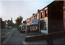 SJ9283 : Park Lane, Poynton by L J Cunningham