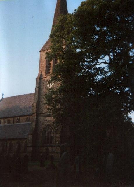 St George's Church, Poynton