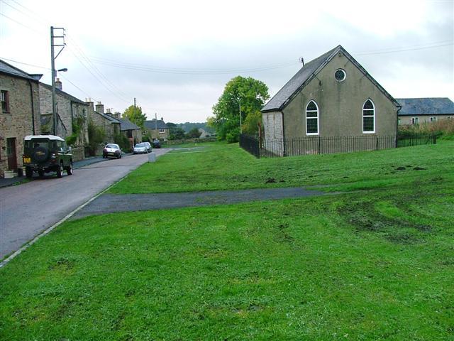 Boldron Green and Methodist Church