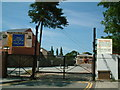 TQ1786 : Entrance to Wasps RFC former home by Ray Stanton