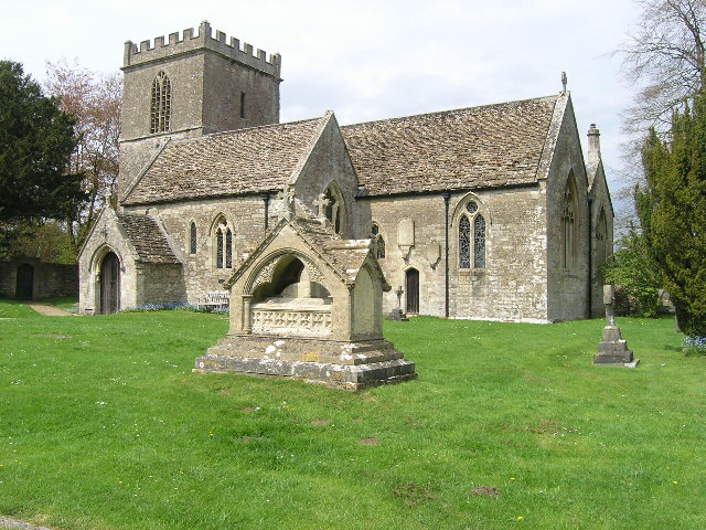 Hinton Charterhouse (Somerset) Church