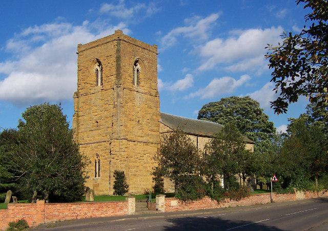 South Kelsey Church