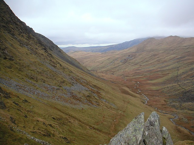 Afon Arddu valley