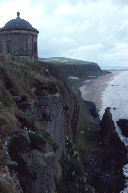 Downhill: Mussenden Temple