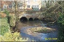SU3521 : Fox Mill, Tadburn Lake, Romsey by Nigel Cox