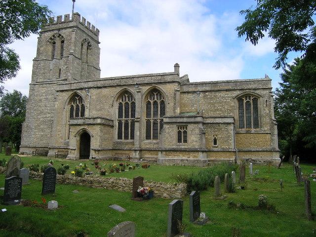 Maid's Moreton (Bucks) St Edmund's Church