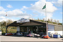 ST0209 : Willand: farm shop by Martin Bodman
