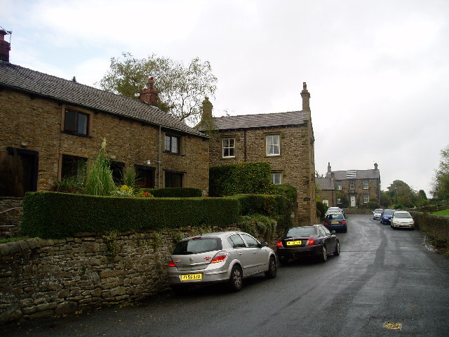 Wiswell village