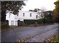 NZ2870 : Gate House by Weston Beggard