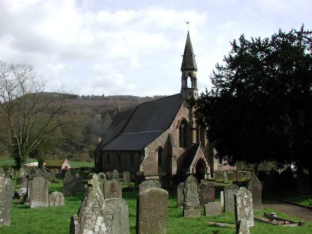Llandogo, Church of St Oedoceus