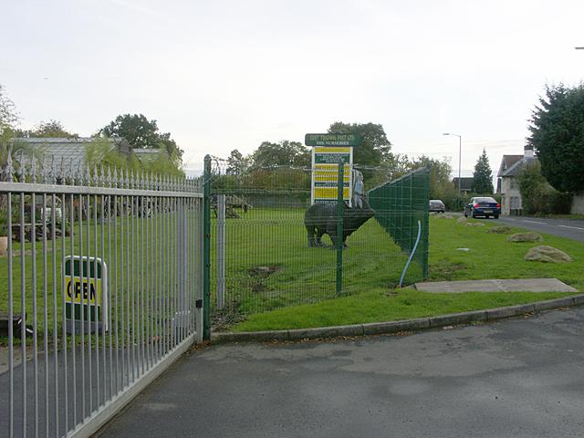 Nursery on Cherrygarden Hill, Willsbridge