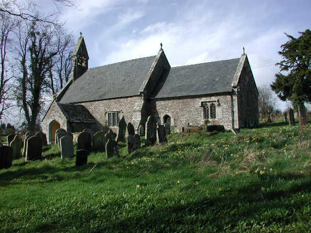 Llanfihangel-tor-y-mynydd, Church of St Michael