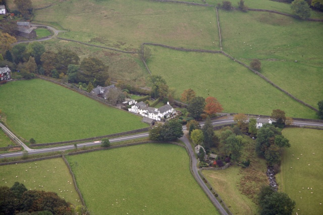 Mill Bridge and the A591