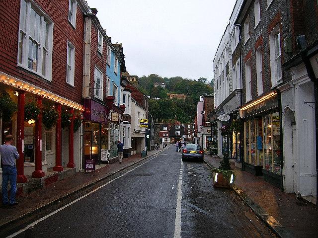 Cliffe High Street, Lewes