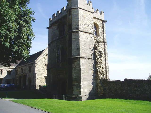 The Bishop's Palace, Lincoln