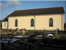J2654 : Drumlough Presbyterian Church by Brian Shaw