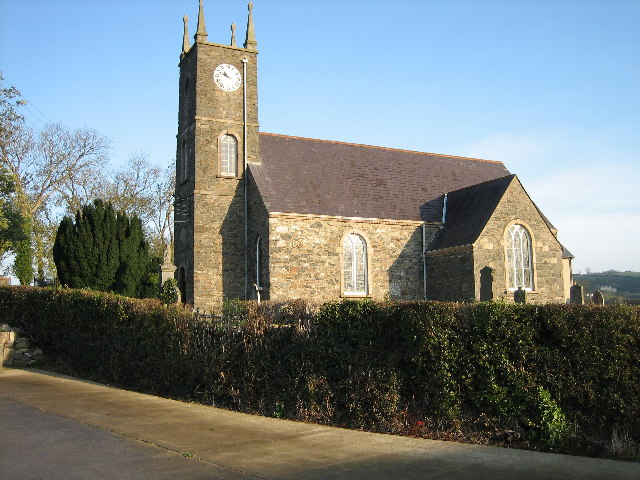 Parish Church of St. John the Evangelist  Dromara