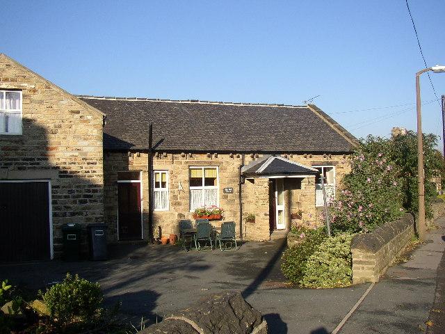 Old School, Liversedge by Humphrey Bolton