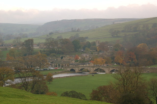 Burnsall, Yorkshire Dales