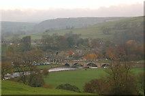 SE0361 : Burnsall, Yorkshire Dales by L J Cunningham