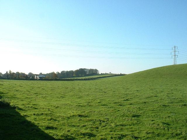 Farmland near Lancaster
