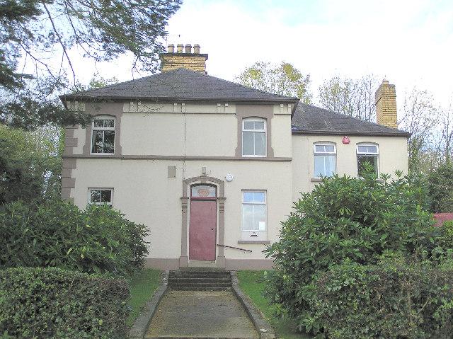 Mountjoy Post office