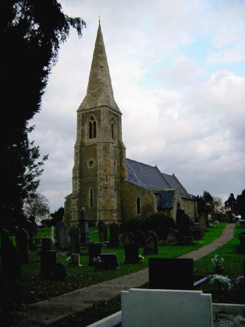 St Oswald's Church, Luddington