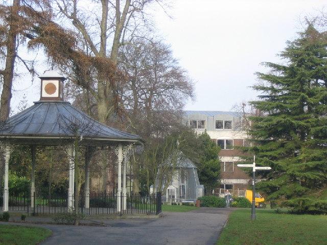War Memorial Park (Basingstoke)