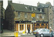 NT2573 : Greyfriars Bobby's Bar by Ron Hann