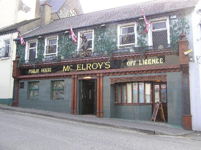 McElroys Pub