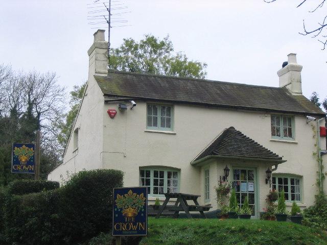 The Crown Inn, Axford