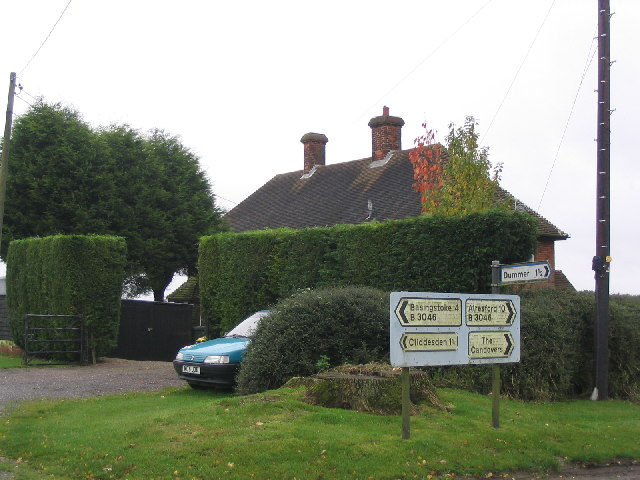 Foxall Cottages