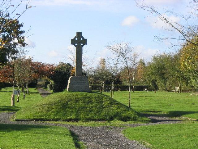 Rooksdown Cemetery near Basingstoke