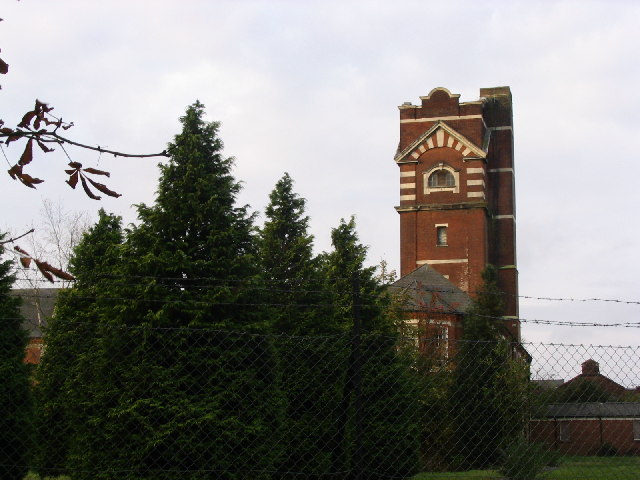Park Prewett (water tower)