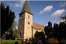 TF0684 : All Saints' church, Faldingworth, Lincs. by Richard Croft