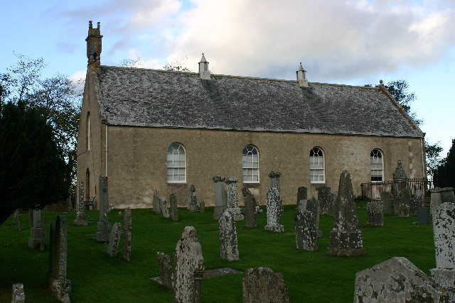 Kirkton of Rayne church