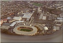 TQ1985 : Wembley Stadium by Adrian Cable