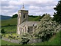 SD4491 : Church at Crosthwaite, Nr. Kendal by Jon Royle