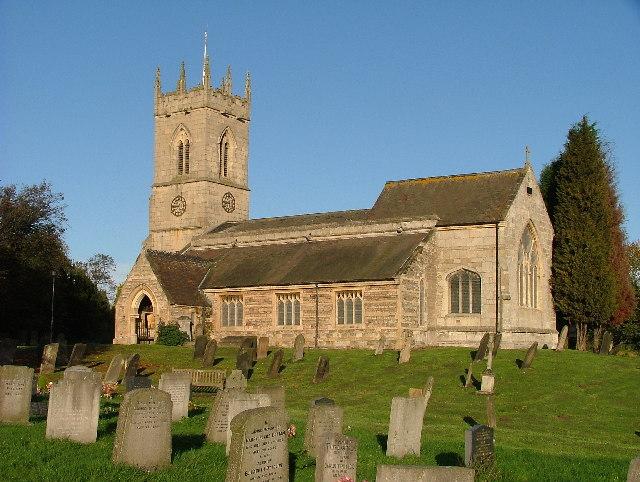 All Hallows Church Ordsall Nr Retford