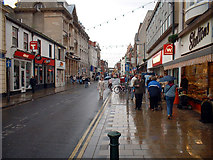 TA2609 : A Wet Afternoon in Grimsby by David Wright
