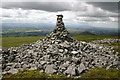 NY7326 : Cairn on the Backstone Edge by Uncredited