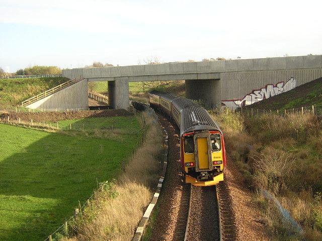Old Railway v New Road