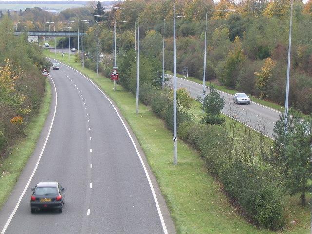 North West Ring Road Basingstoke
