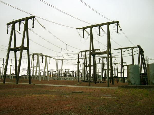 Neilston Substation
