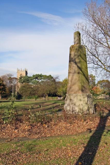 Pilgrims Memorial, Immingham